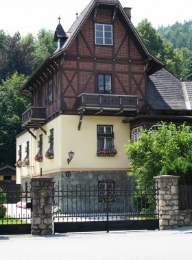 Payerbach, Baden
