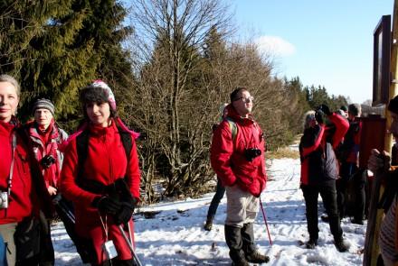 Beskid Czerchowski – szkolenie przewodnickie