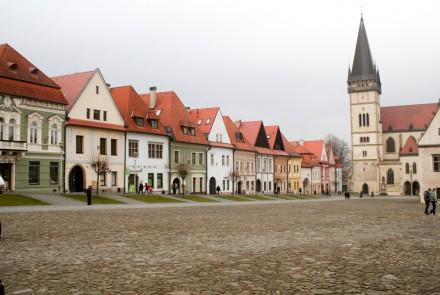 Krosno – Bardejov – współpraca turystyczna
