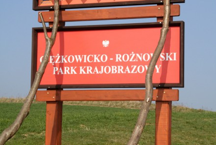 Pogórze Ciężkowickie i Rożnowskie, szkolenie przewodnickie