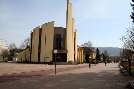 Powitanie wiosny na Słowacji.