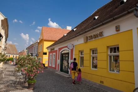 Szentendre, Visegrád, Esztergom