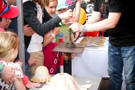 Piknik Naukowy w Warszawie