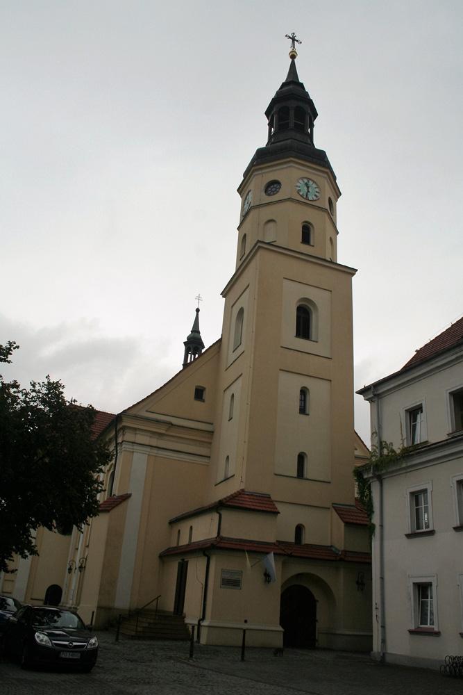 Zamek w Pszczynie.