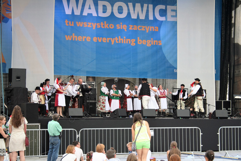 Wadowice – miasto, które lubię.