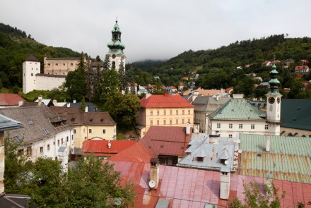 Banská Štiavnica – Słowacja
